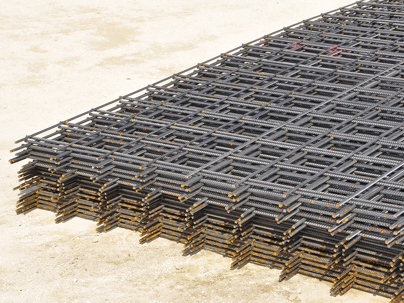 Stahlmatten beton