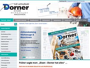 Friedrich Dorner GmbH – Eisenhandel