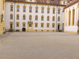 Schloss Ellingen Innenhof