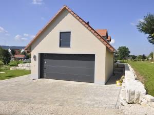 Garagen-Neubau